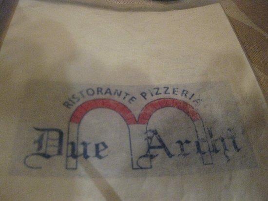 Due Archi: İşletmenin Logosu
