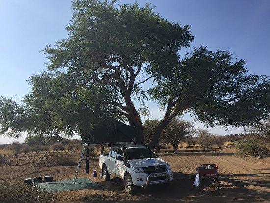 Keetmanshoop, Namibia: Bush Camp