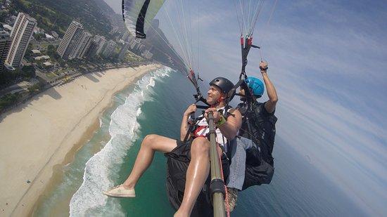 Voar no Rio