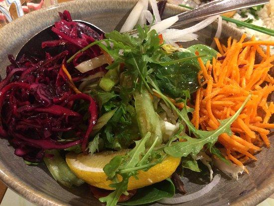 Stevenage, UK: Mixed Salad
