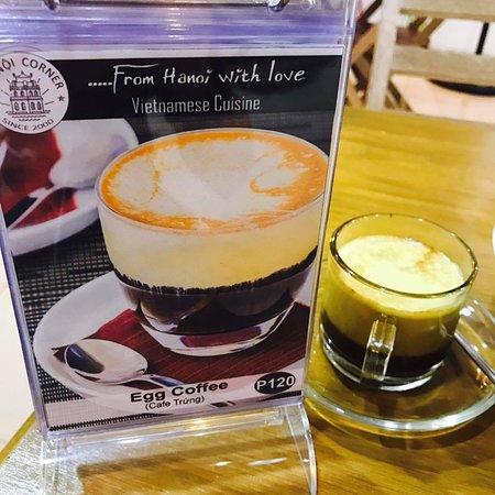 coffee and egg egg coffee picture of hanoi corner makati tripadvisor