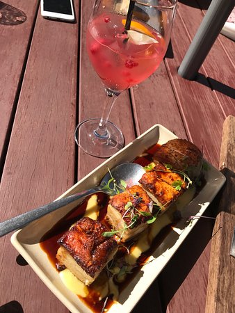 Wilyabrup, Australia: Don't miss the pork belly!!