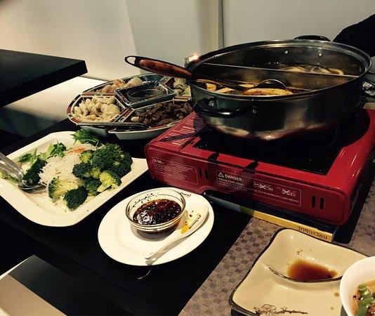 Bascharage, Luxemburgo: Une adresse que je recommande à tous! La fondue chinoise est juste excellente! Et j'y retournera