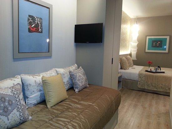 Design room hotel Duquesa de Cardona