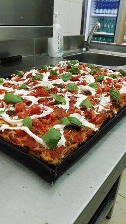 Albano Laziale, Italy: Alice Pizza