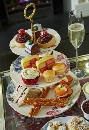 The Arch London: Afternoon Tea