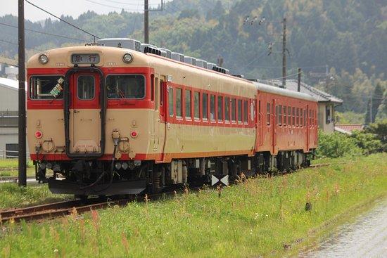 Otaki-machi, Japonia: 旧国鉄の気動車