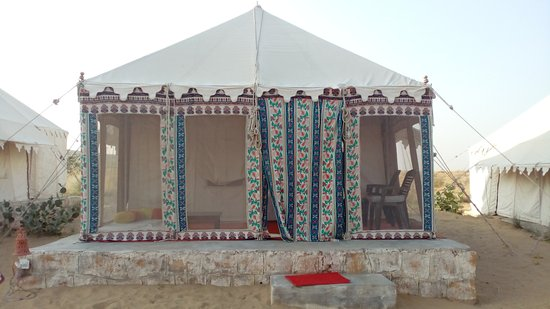 Prince Desert Camp Photo