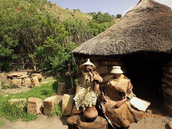 Bethlehem, Νότια Αφρική: Habits traditionnel