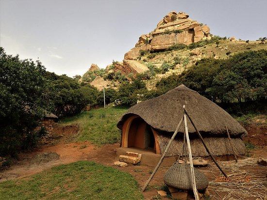 Bethlehem, Νότια Αφρική: Case traditionnelle