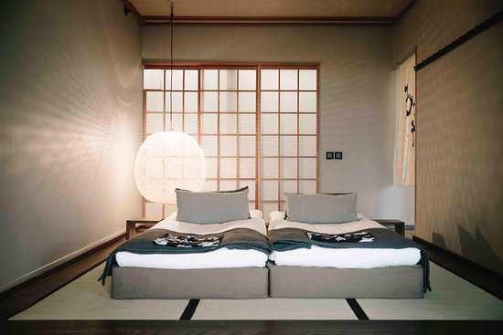 Nacka, Suécia: Ryokan bedroom