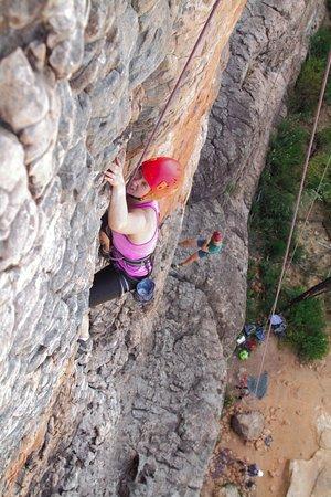 Halls Gap, Australia: Climbing at the Grampians