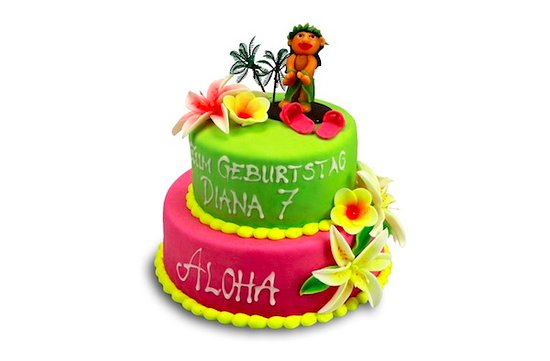 Waedenswil, Switzerland: Mass customized cakes