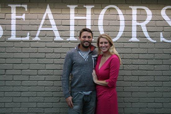 Gosport, UK: David & Abby Thomson - Seahorse Management