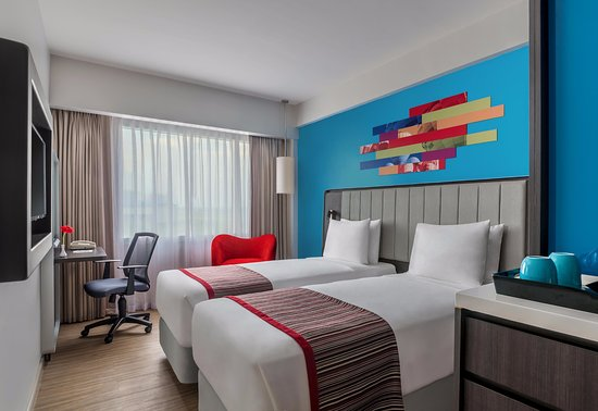 Clark Freeport Zone, Philippinen: Standard Room Twin