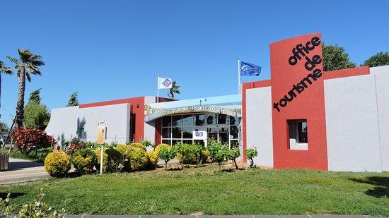 L 39 office de tourisme de marseillan marseillan plage - Office de tourisme de chaudes aigues ...
