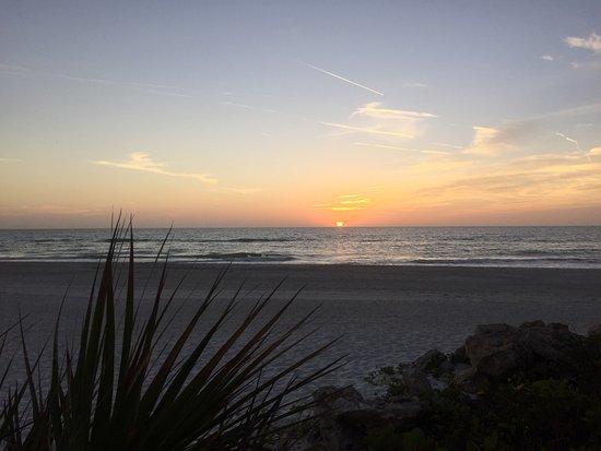 Sunset in November - Picture of Bradenton Beach, Bradenton Beach ...   title   sunset in november