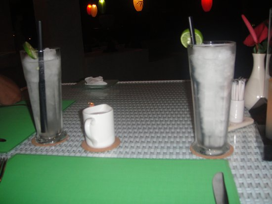 Tuban, Indonesia: Cocktails