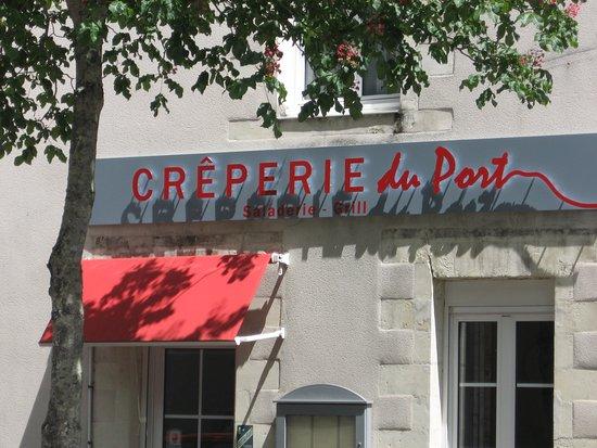 Creperie Du Port Nort Sur Erdre Restaurant Reviews