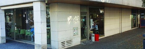 Maia, Portugal: Pão Quente e Restaurante Pátio Santa