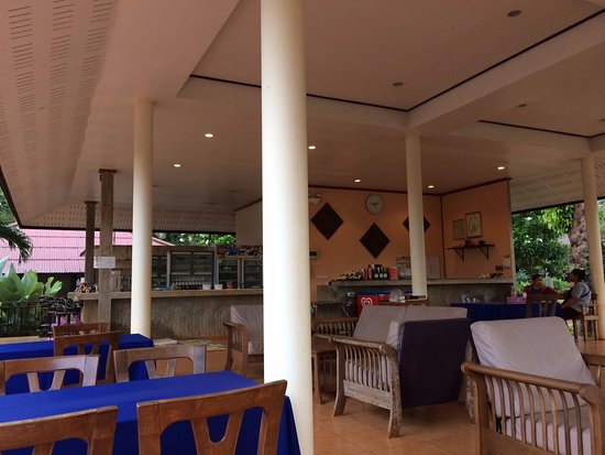 Sea Breeze@Koh Mak: restaurant/Reception