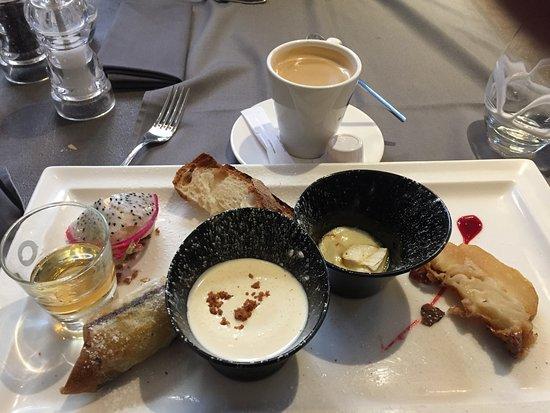Nivelles, Bélgica: Café gourmand : à essayer!
