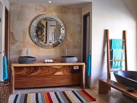 The Purist Villas and Spa: Two Bedroom Residence - Bathroom Area