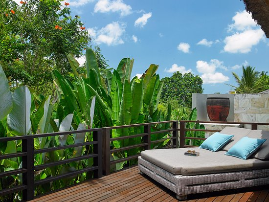 The Purist Villas and Spa: Two Bedroom Residence - Balcony Terrace