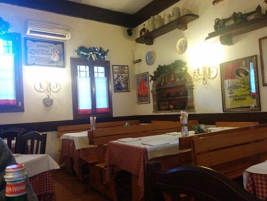 Ristorante Pizzeria Vecchio Mulino