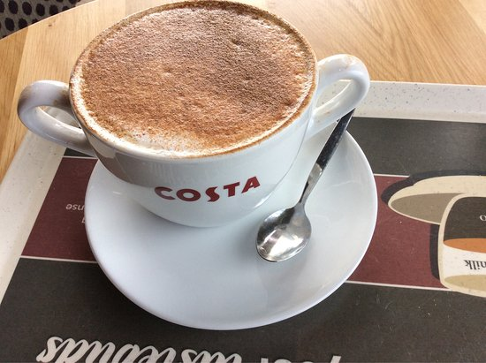 Costa Coffee Belfast Cityside 150 York St Restaurant