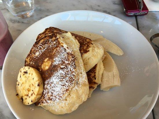 Bondi, Australia: Ricotta hotcakes