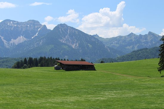 Bavarian Alps Photo