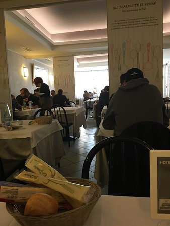 Dalmine, Itália: Sala da sbobba🤑