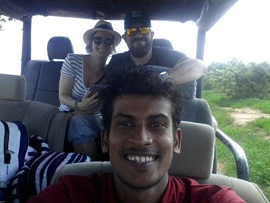 Tangalle, سريلانكا: Udawalawa Safari tour....