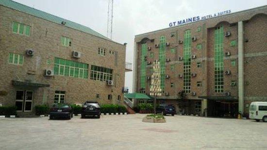 Warri, Nigeria: Gt maines hotel & suite