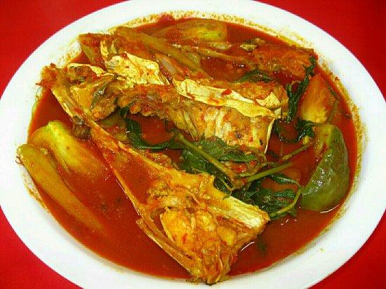 Nilai, Malaysia: Kayangan bistro menu....
