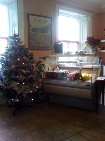 Hadlow, UK: Cafe Estrela Do Sul