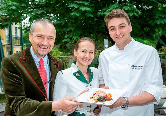 Anif, Austria: Kulinarische Genüsse