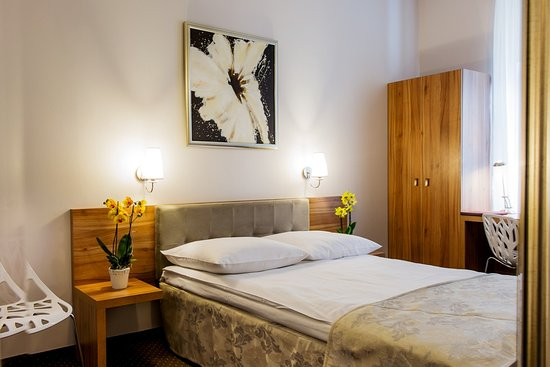 Patio Hotel: Pokój typu lux / Double lux room