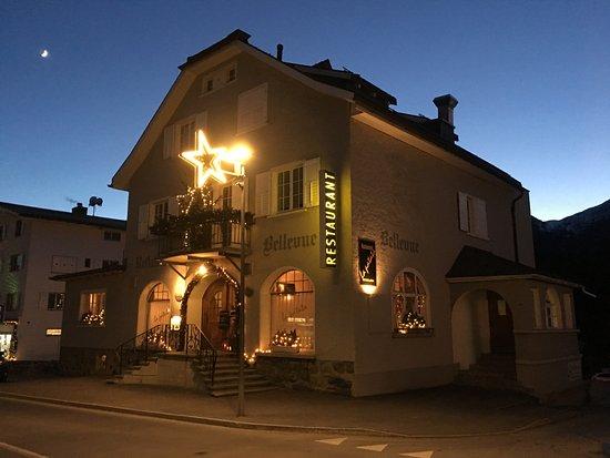 Lenzerheide, Switzerland: Restaurant La Patata