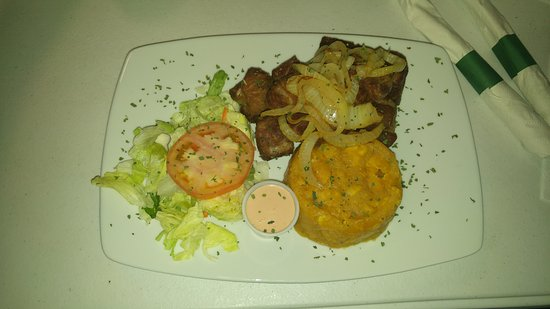 Comerio, Puerto Rico: Restaurante La barranca