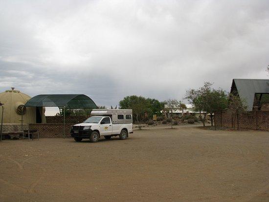 Keetmanshoop, Namibia: Igloos & Family quarters