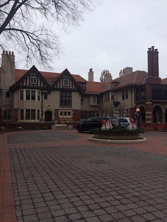Bloomfield Hills, MI : Cranbrook House