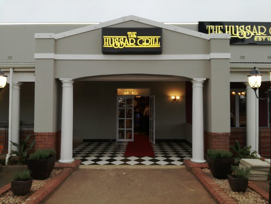 Kloof, Afrique du Sud : The Hussar Grill