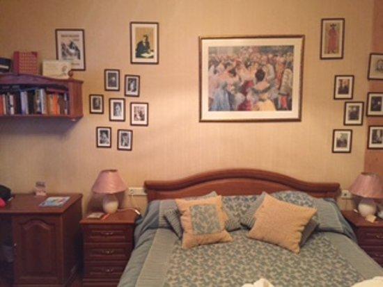 Shakespeare Hotel: La stanza Shaw. Al 3º piano. Bella!!!