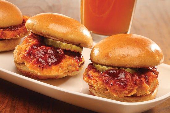 Gaithersburg, MD: Nashville Hot Chicken Sliders