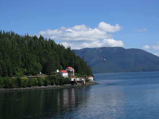 Port Hardy, Kanada: Inside Passage