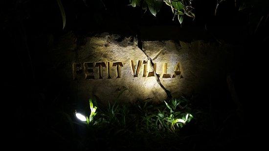 Petit Villa Boutique & Spa: 20161207_211512_large.jpg