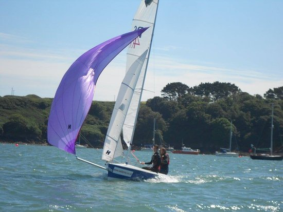 Milford Haven, UK: Advanced Dinghy Sail Training with PPSA