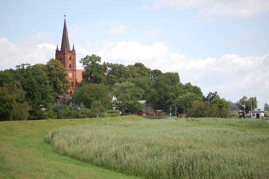 Die Gristower Kirche